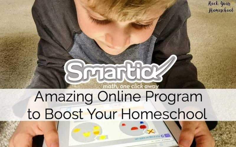 Smartick Math: Amazing Online Program to Boost Your Homeschool