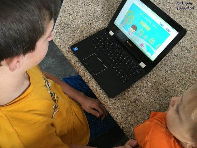 Smartick is an online math program recommended for ages 4-14.