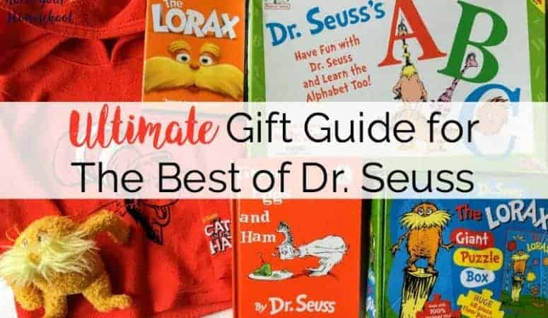 Ultimate Gift Guide for The Best of Dr. Seuss