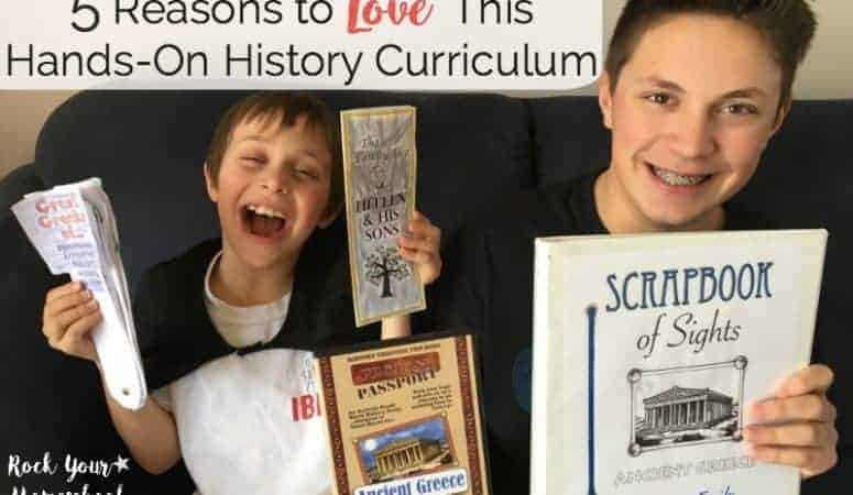 5 Reasons to Love this Hands-On History Curriculum