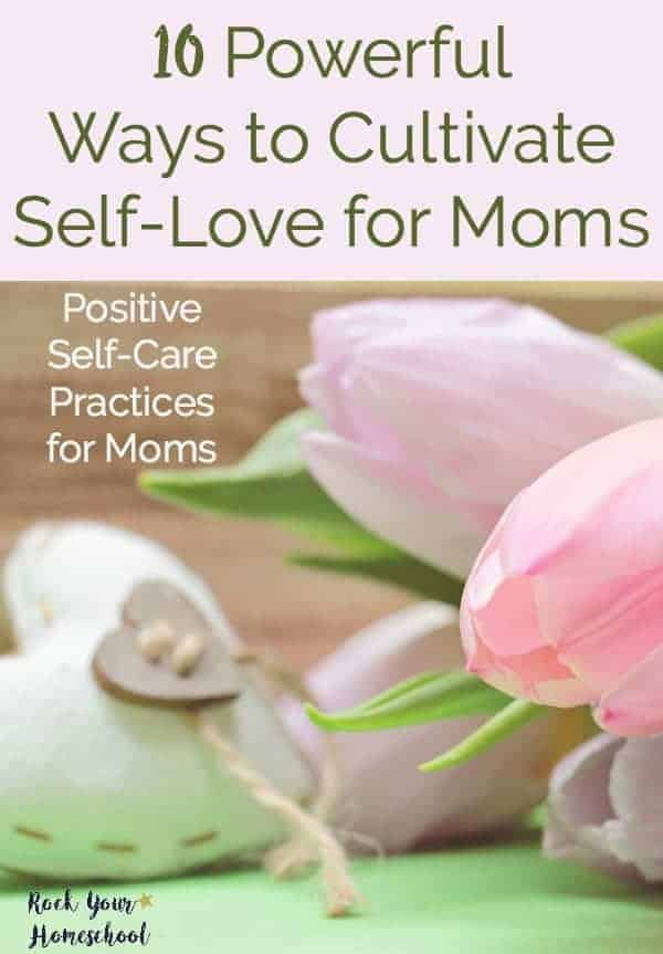 You have the power to cultivate self-love as a mom. Learn how these ten tips and suggestions can help you develop positive self-care practices to optimize your busy mom life.