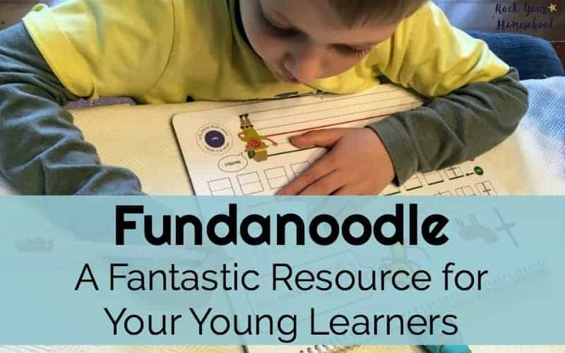 Fundanoodle: A Fantastic Resource for Your Young Learners