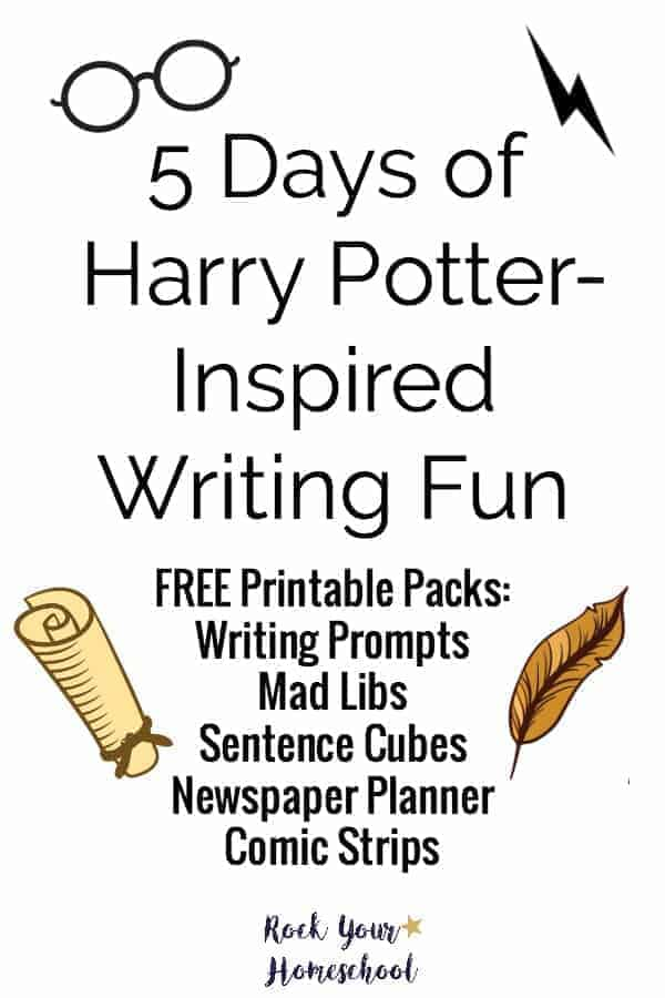 harry potter essay prompts
