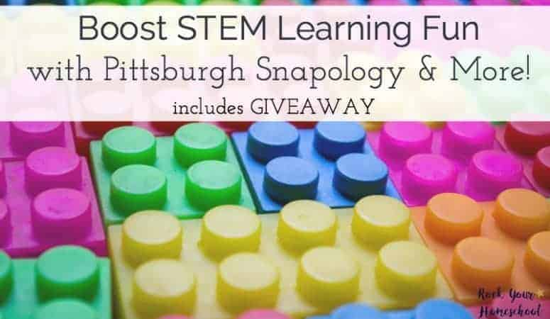 Boost STEM Learning Fun with Pittsburgh Snapology & More!