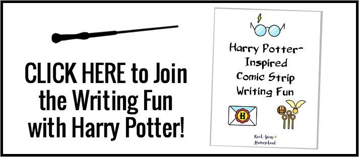 Click here to get your free Harry Potter-Inspired Newspaper Planner for writing fun with kids.