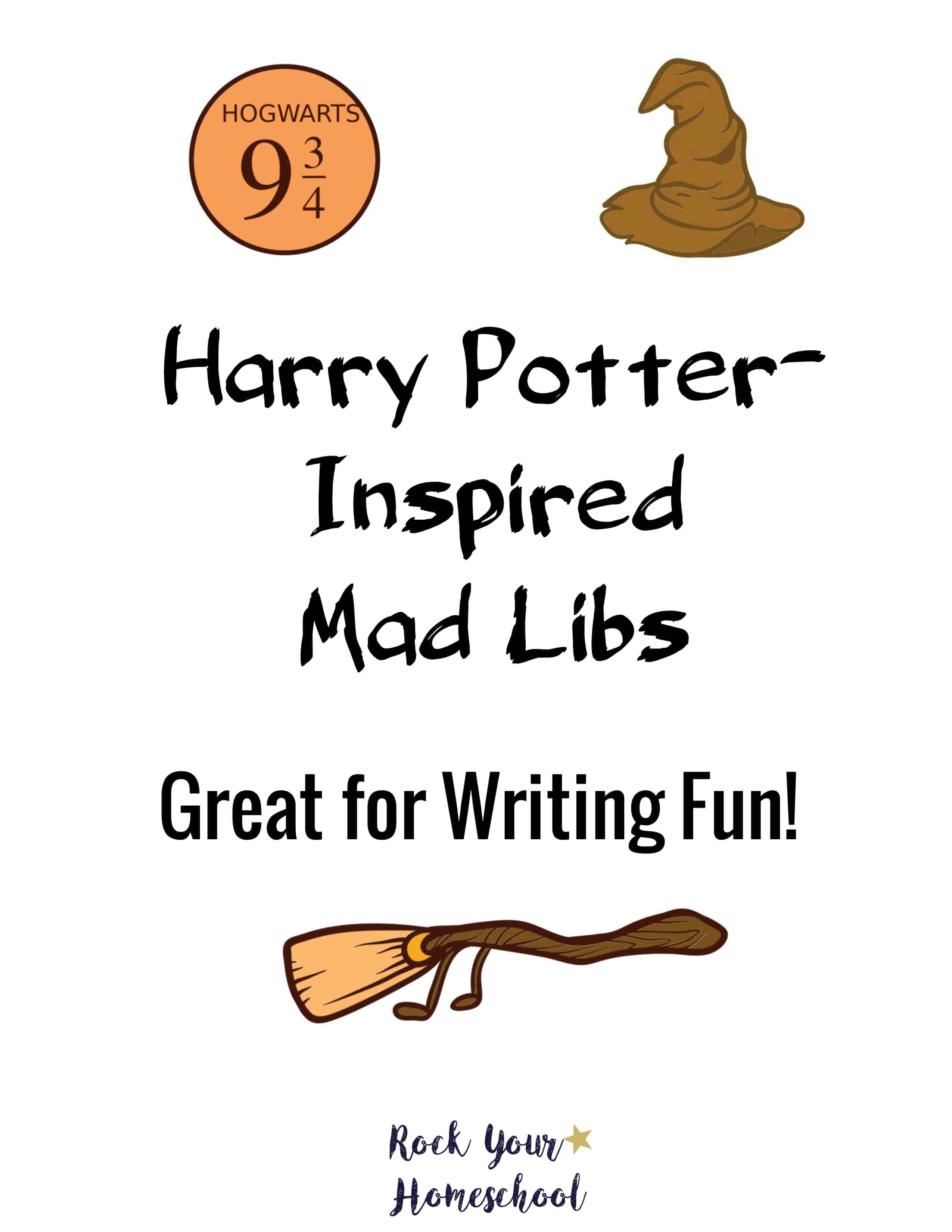 Dynamic image for harry potter mad libs printable