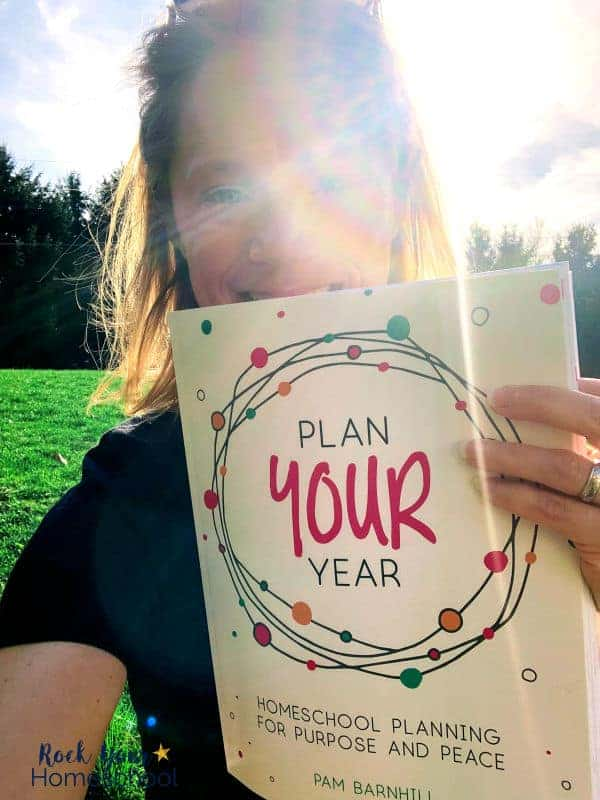 Plan Your Year by Pam Barnhill is an excellent resource that homeschool moms can use to boost their homeschooling adventures.