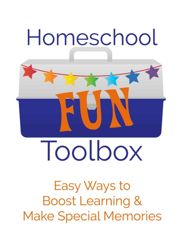 Get your free quick-start guide to building your Homeschool Fun Toolbox.