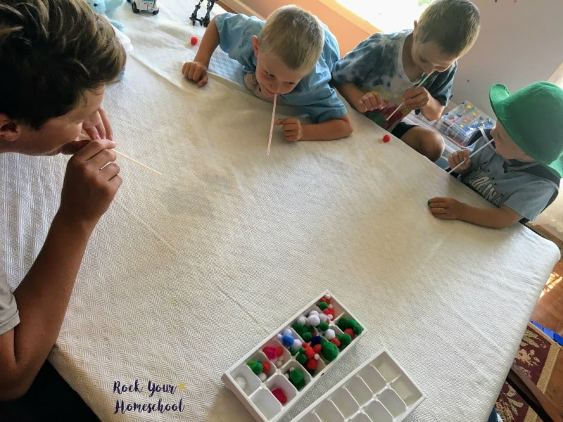 Grab these inexpensive materials for easy homeschool fun!