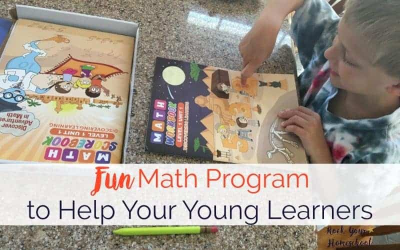 Fun Math Program to Help Your Young Learners