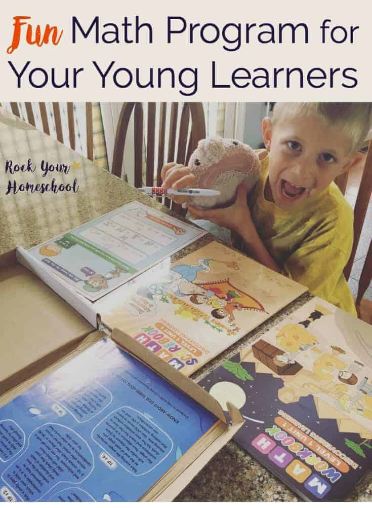 Your young learners can get a boost with this fun math program. Discovering Learning Math Subscription can help you save time as you help your young learners.