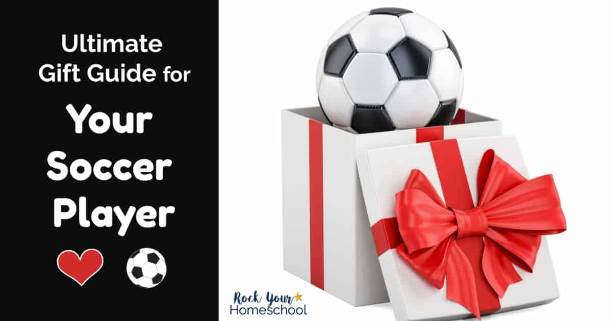 The Ultimate Gift Guide For Kids Who Love Soccer Rock Your