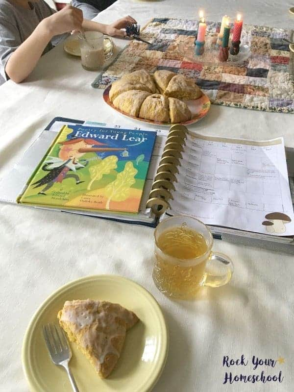 Homeschool Morning Time plans can free up time for you so you feel more relaxed.