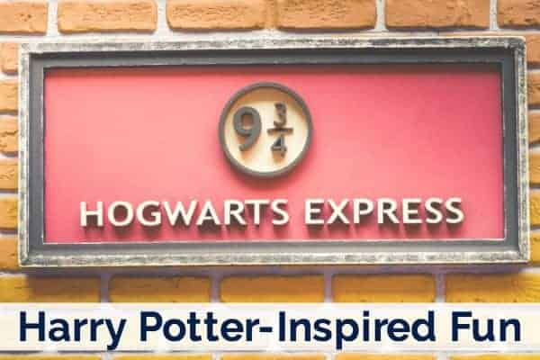 Have a blast with these Harry Potter-Inspired Fun resources for all ages.