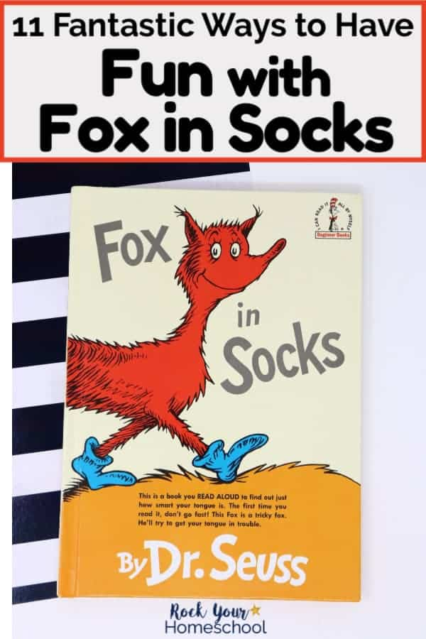 11 Fantastic Ways to Have Fun with Fox in Socks