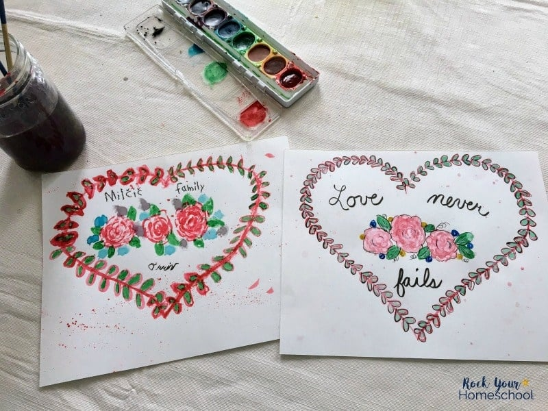 You can enjoy these affordable & fun homeschool art classes with your kids.