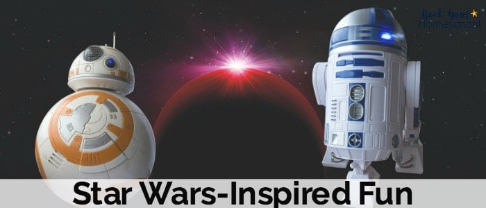 BB-8 and R2-D2 know how to have Star Wars-Inspired Fun!