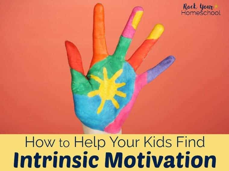 You've tried rewards & threats. Yet, you still can't get your kids to do their work. If you're looking for a better way to help your kids learn how to be self-motivators, find out how you intrinsic motivation can make a difference.