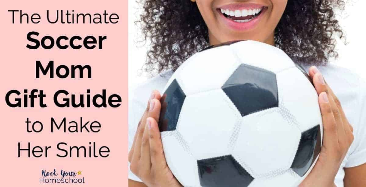Find the perfect present for your soccer mom with this ultimate gift guide! Includes practical & fun ideas from a proud soccer mom!
