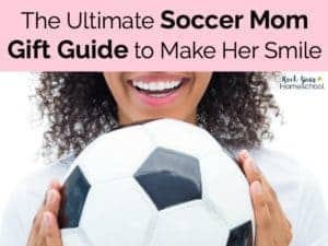 This Ultimate Soccer Mom Gift Guide will help you find the perfect present or two to make her smile.
