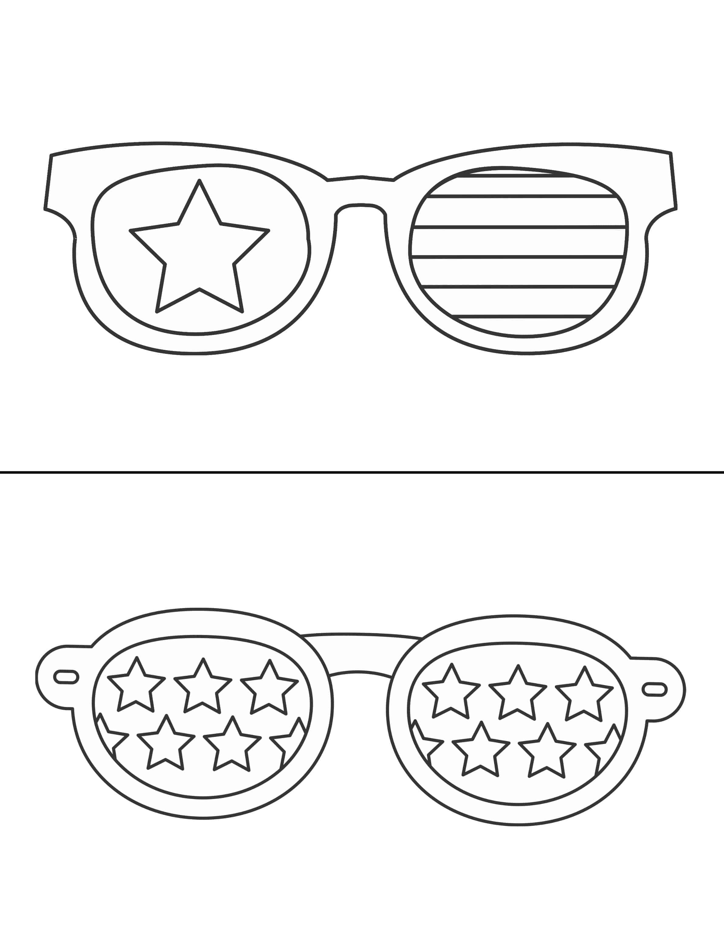 4th of July Coloring Pages - Rock Your Homeschool