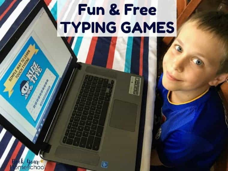 Why Your Kids Will Love These Fun & Free Typing Games