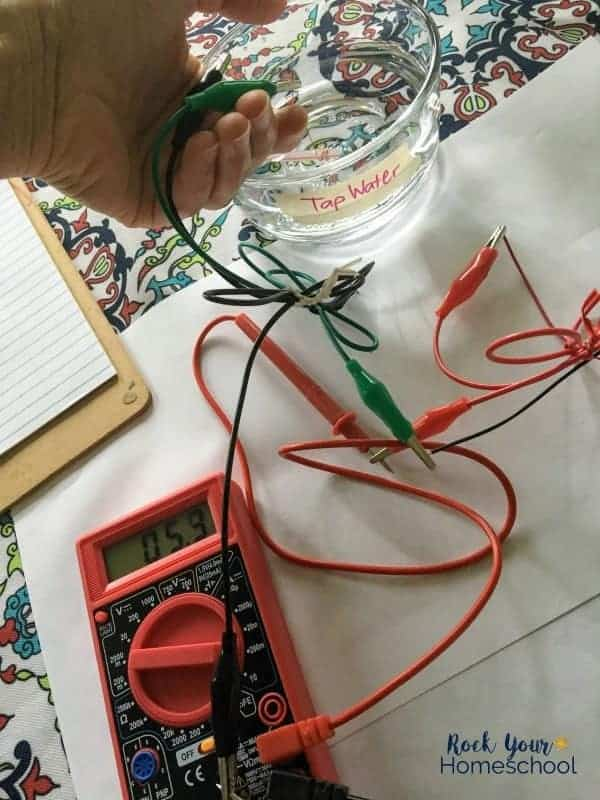 Your kids will discover what's the best electrolyte drink using this kit from Home Science Tools.
