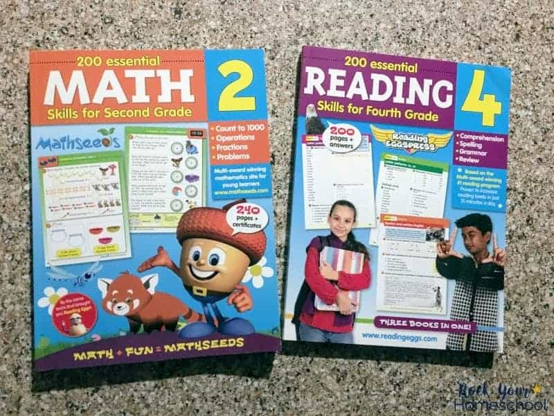 Fun yet effective workbooks can help you boost online learning for kids.