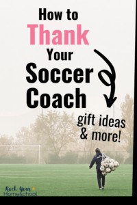 Female soccer coach carrying bag of soccer balls across soccer field to soccer goal feature the great gift ideas & tips you'll get for finding the perfect gift to show you care