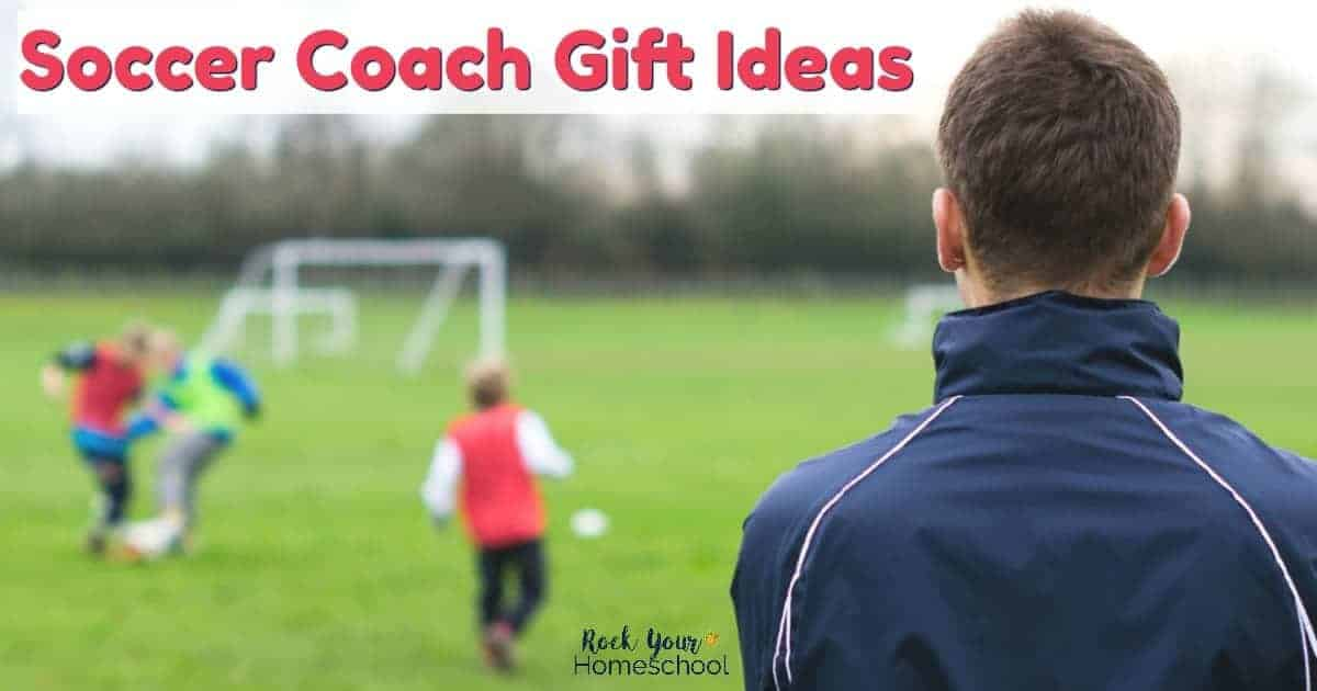 How To Thank Your Soccer Coach Gift Ideas More Rock