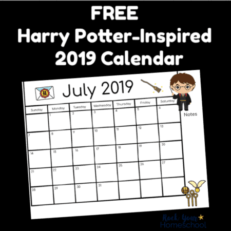 Harry Potter Inspired Archives Rock Your Homeschool