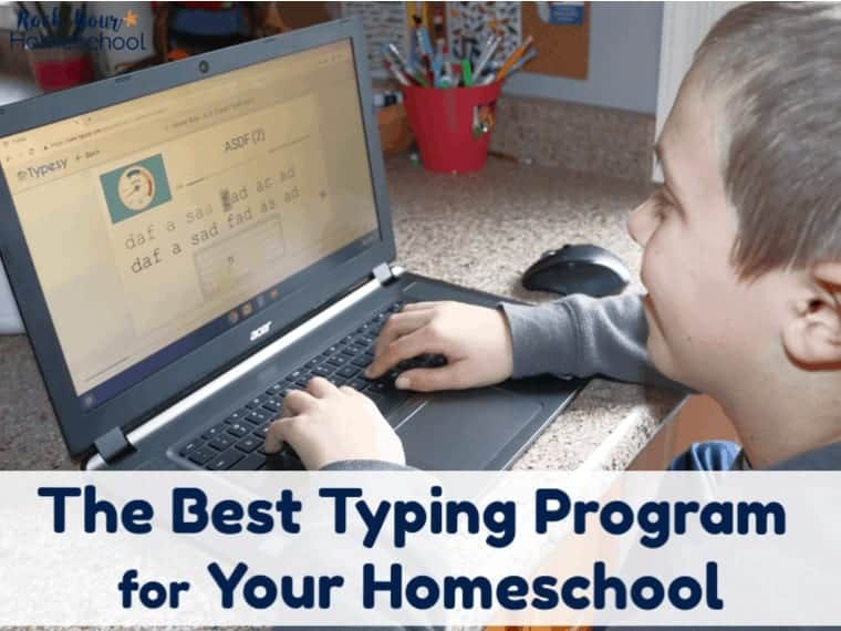 The Best Typing Program for Your Homeschool
