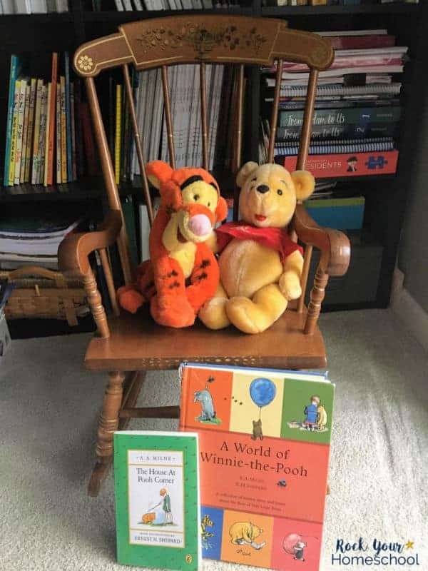Here are 5 easy ways to celebrate Winnie the Pooh Day with kids this January 18.