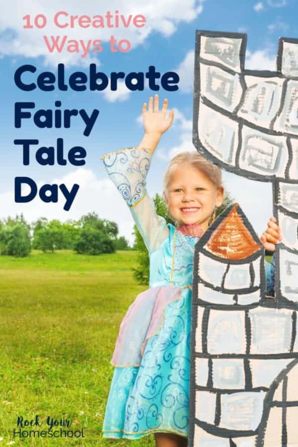 10 Creative Ways to Celebrate Fairy Tale Day