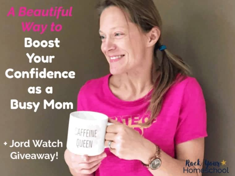 A Beautiful Way to Boost Your Confidence As a Busy Mom