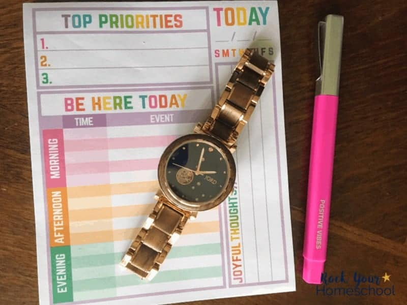 Busy mama, you can boost your confidence! Discover great tips & tricks plus found out how something as simple as a gorgeous wristwatch can help.