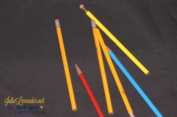 Get great ideas for celebrating Pencil Week this March with Kids!
