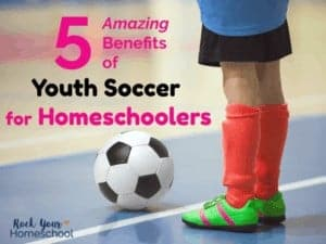 If you've been considering a sport for your kids, discover the amazing benefits of youth soccer for homeschoolers.