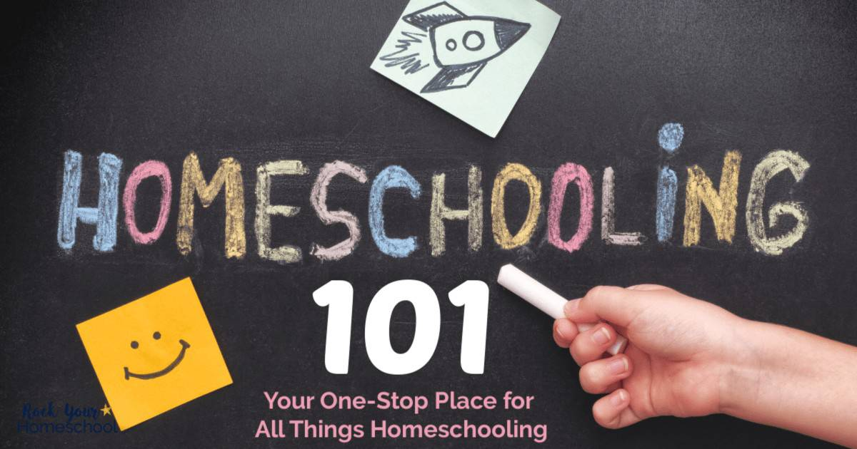 Are you interested in homeschooling or need a boost to your homeschool day? Homeschool 101 is your one-stop place to learn more, get started, read F.A.Q.s, find community, & so much more.