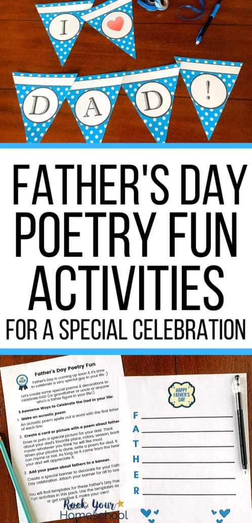 Enjoy Father's Day Poetry Fun for a Special Celebration