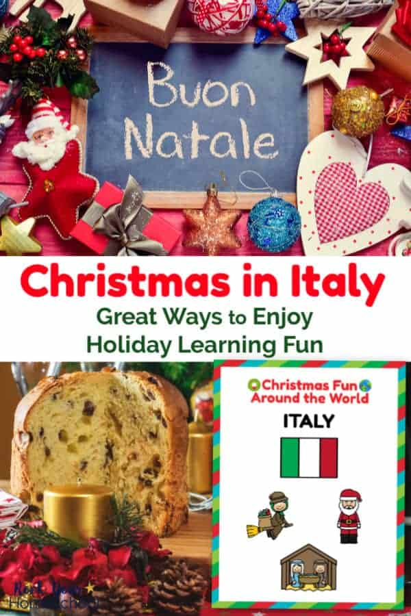 Easy & Fun Ways to Learn About Christmas in Italy