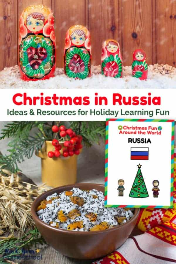 Easy & Fun Ways to Learn About Christmas in Russia