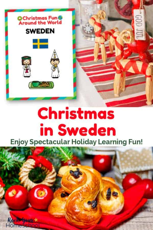 Special Ways to Enjoy Learning About Christmas in Sweden for Kids
