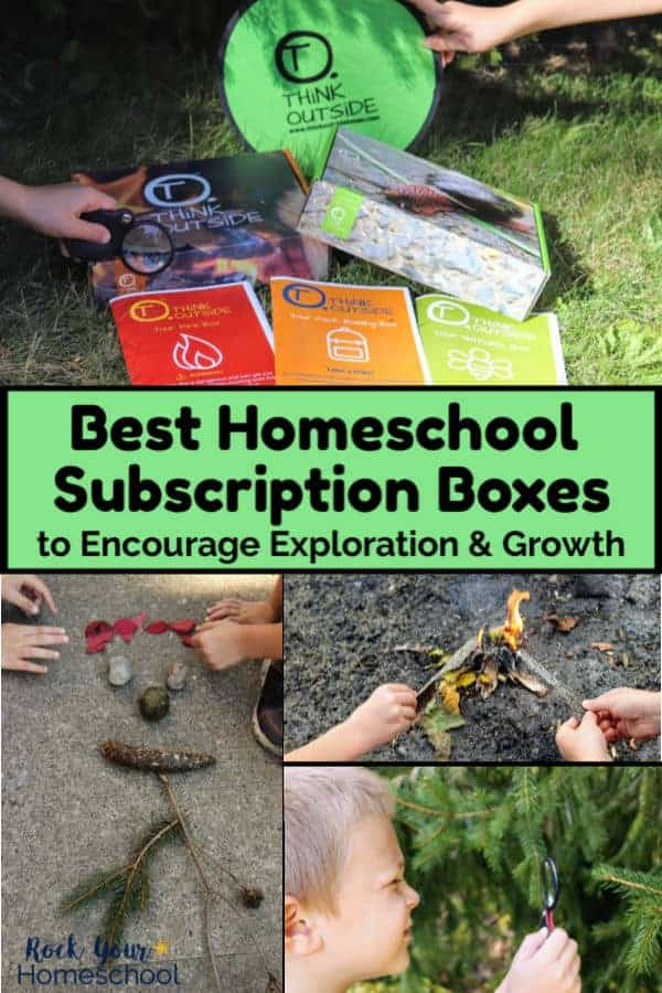 The Best Homeschool Subscription Boxes to Encourage Exploration & Growth