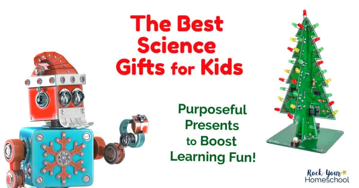 Get the best science gift ideas for kids with this list of amazing resources.