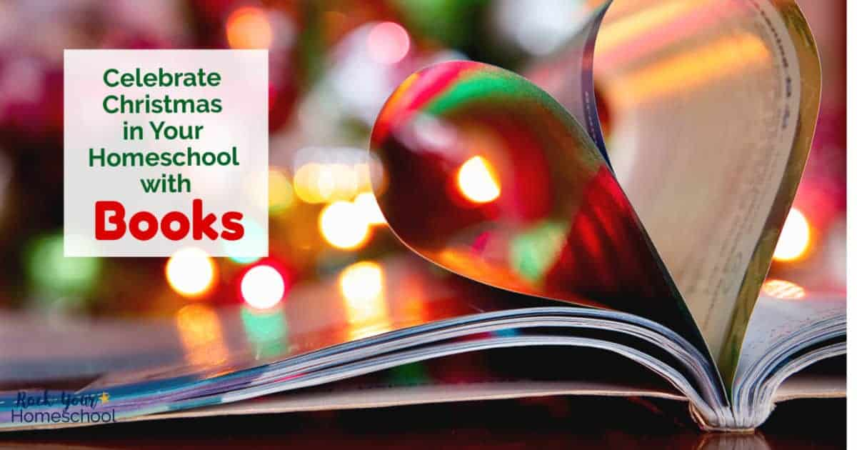 Enjoy a wonderful learning boost to your homeschool this holiday season with these fantastic book recommendations & activities.