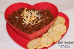 October Fun Days are wonderful ways to have fun with kids, like celebrating Chili Day