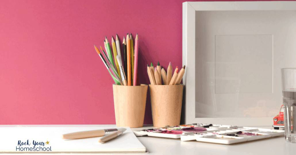 Your kids will love these picture frame craft ideas for creative fun at home.