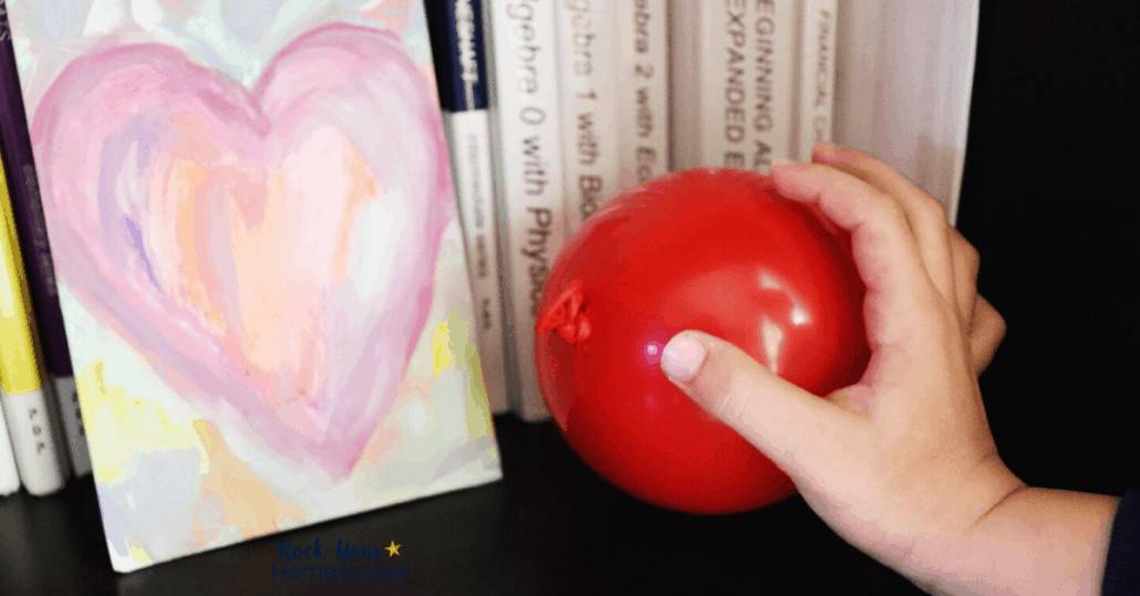 Your kids will love having a balloon scavenger hunt for easy fun at home.