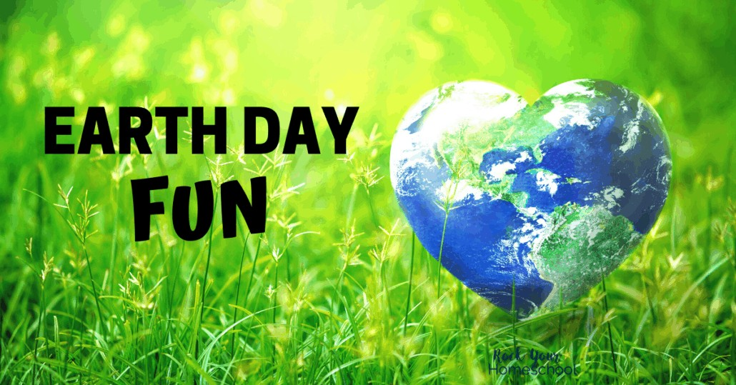 Have Earth Day fun with your kids using these amazing activities & resources.